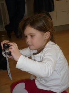 Our Youngest Photographer
