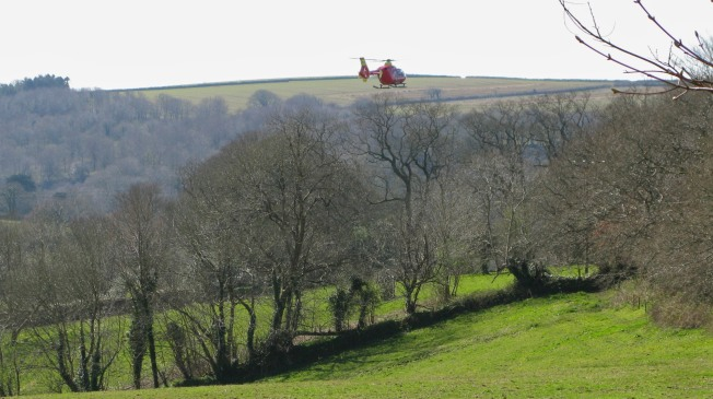 Air Ambulance To The Rescue