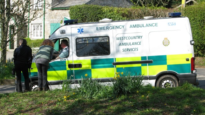 Accident and Emergency Ambulance