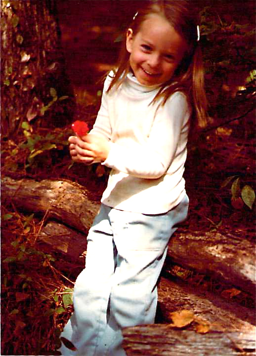 Jennie At Four