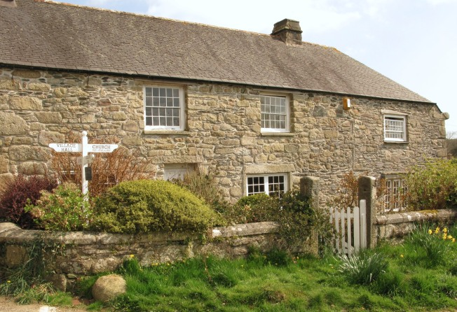 A House Just Off The Village Green (16th Century)