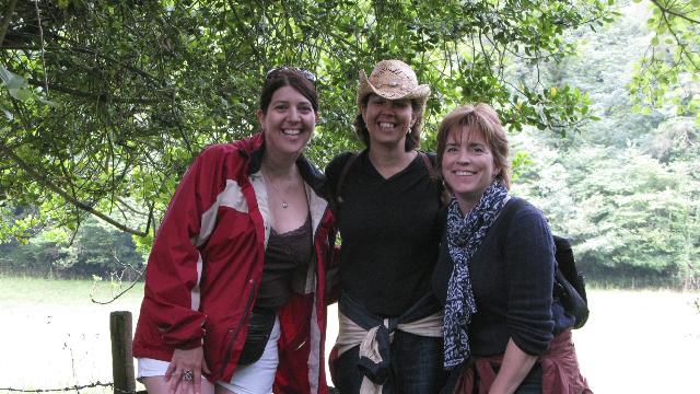 Suzanne, Sarah, & Elizabeth