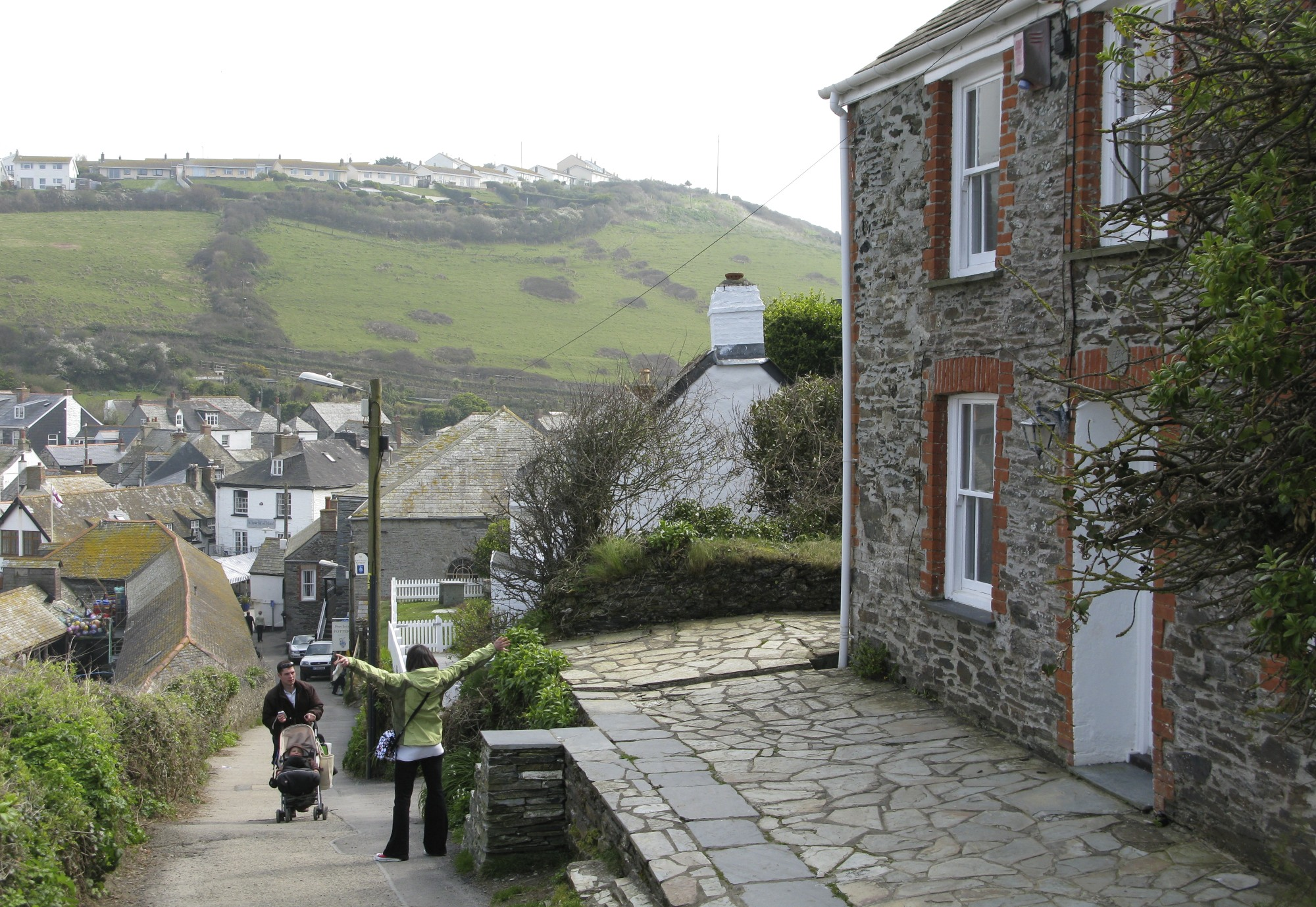 Extra Extra Doc Martin Is Back In Cornwall Gifts Of