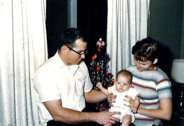 Baby's First Christmas 1960