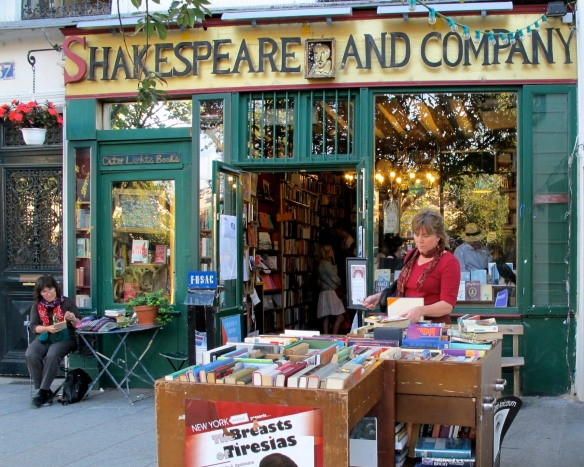 Shakespeare & Company, Paris, George Whitman