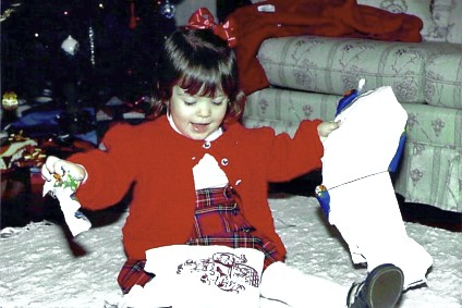 Child, Gifts, Christmas