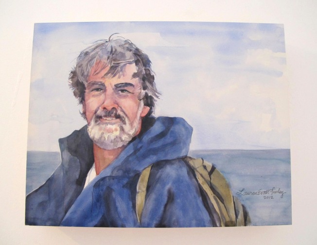 John Winchurch (Painted by Lauren Finley)