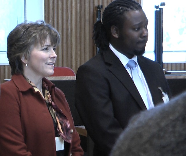 Elizabeth Harper, British Citizenship Ceremony