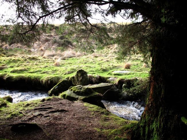 Bodmin Moor, Garrow Tor, John Winchurch