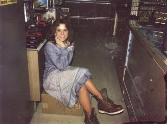 Elizabeth Harper 1979