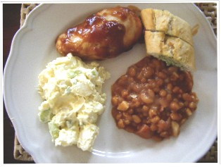 July 4 Lunch 2008