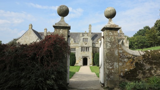 Gates at Trerice