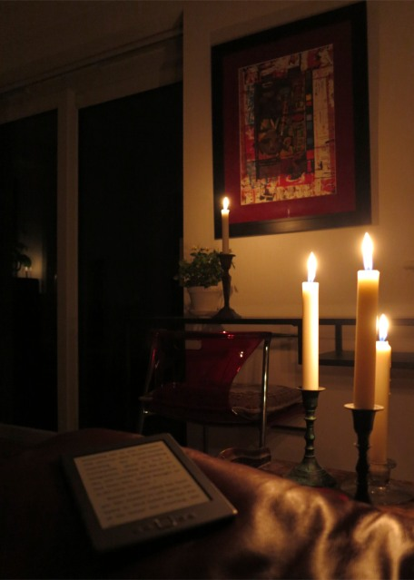 Kindle By Candlelight