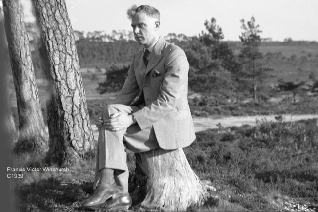 Francis Victor Winchurch c.1939
