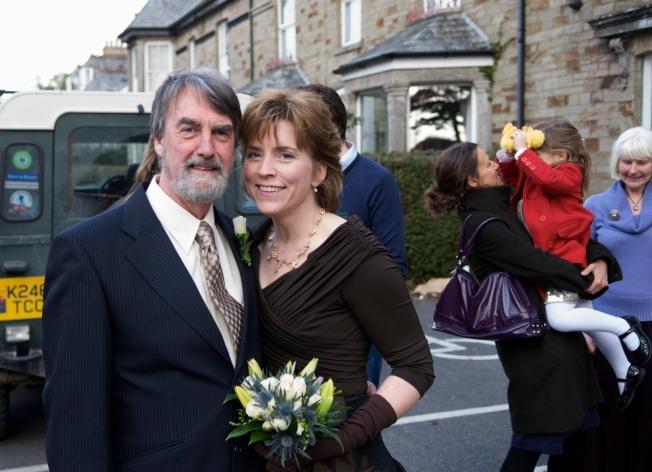 Wedding Day - John Winchurch & Elizabeth Harper