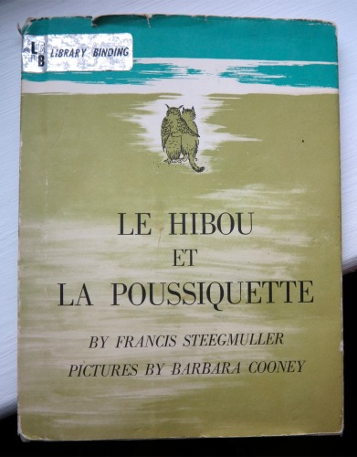 The Owl And The Pussy Cat (In French)