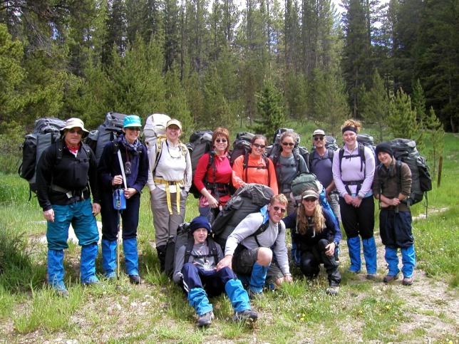 Colorado Outward Bound 2003