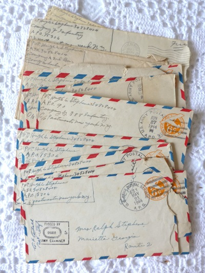 WWII Letters Home